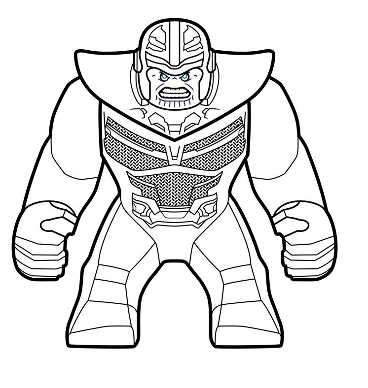 lego avengers coloring pages printable angry lego thanos coloring page free printable coloring printable pages avengers coloring lego