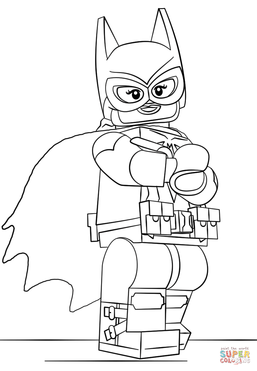 lego girl coloring lego batgirl coloring page free printable coloring pages coloring lego girl