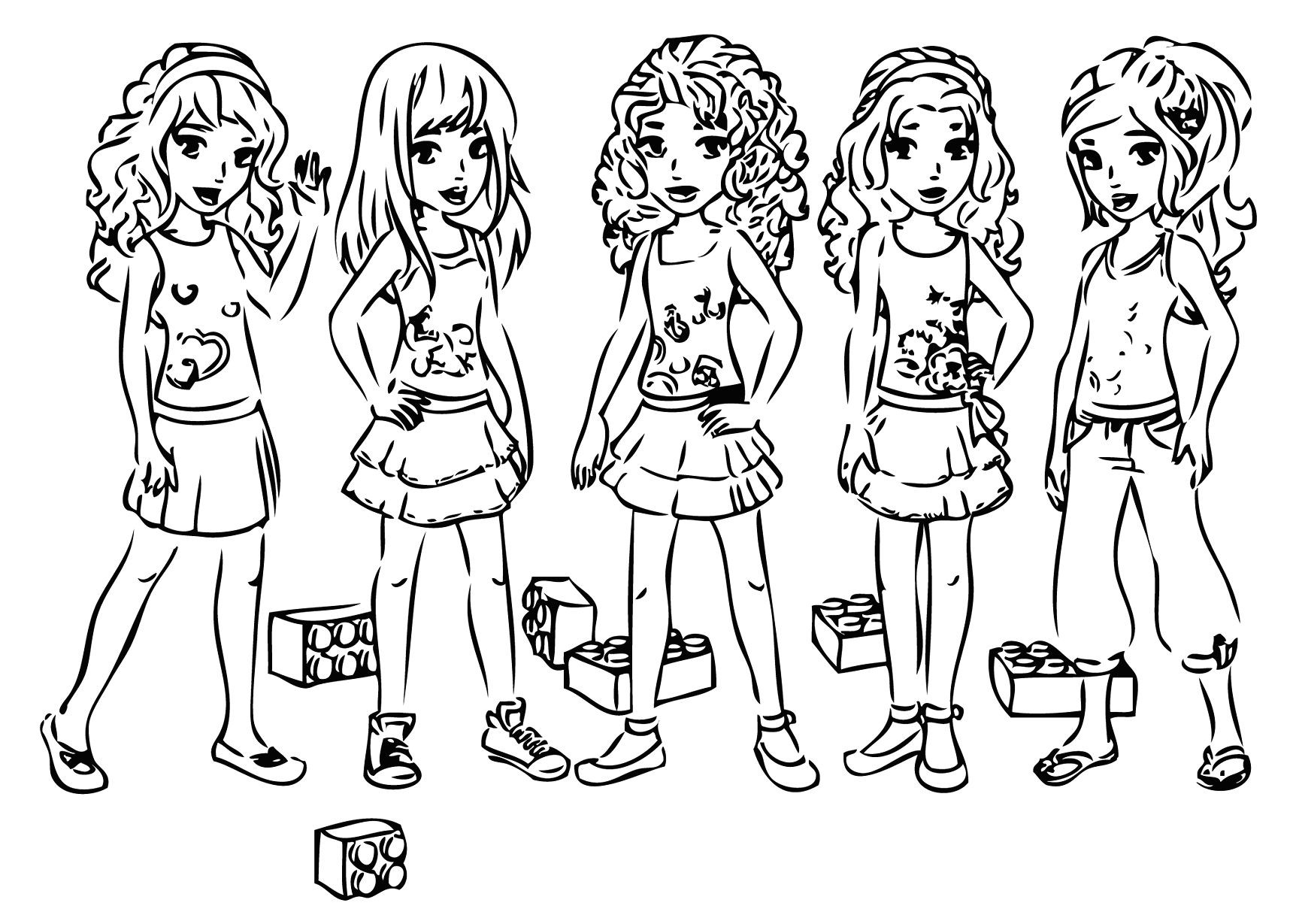 lego girl coloring lego girl coloring page at getcoloringscom free lego girl coloring 1 1