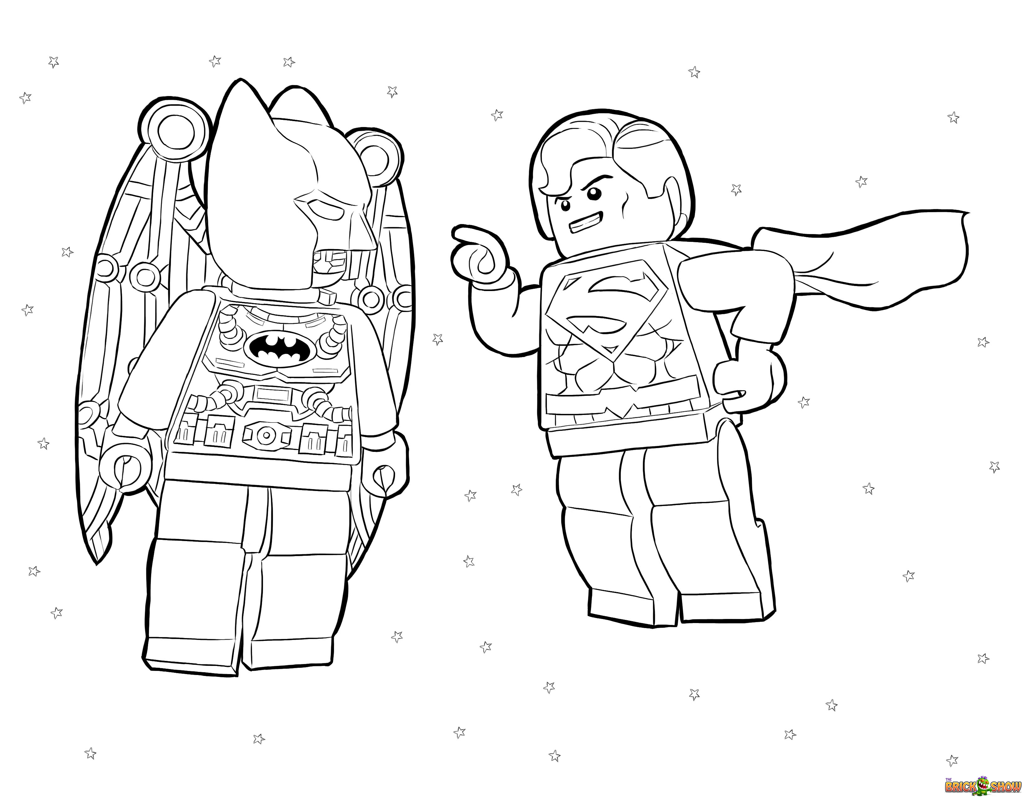 lego superman lego superman coloring pages to download and print for free lego superman 1 1