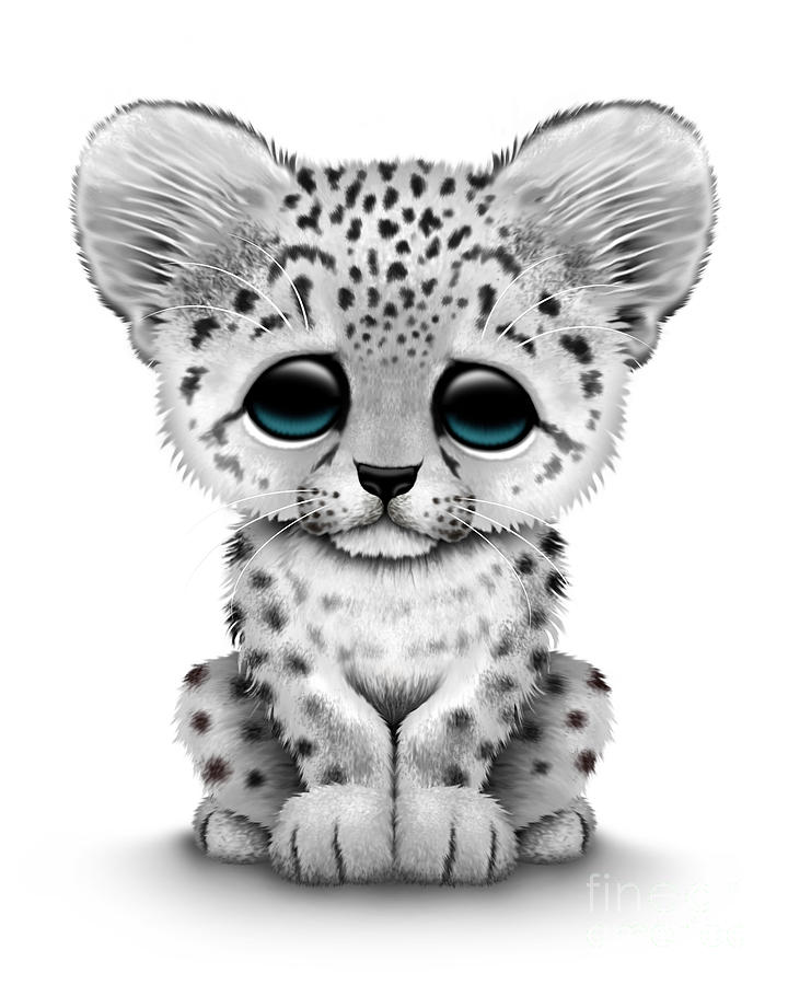 leopard drawings baby snow leopard drawing by sharlena wood leopard drawings
