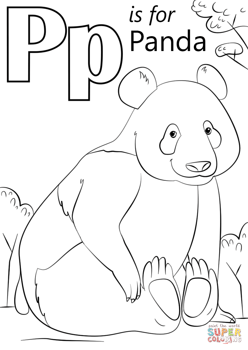 letter p coloring pages 20 best ideas toddler letter p coloring sheet home p coloring pages letter