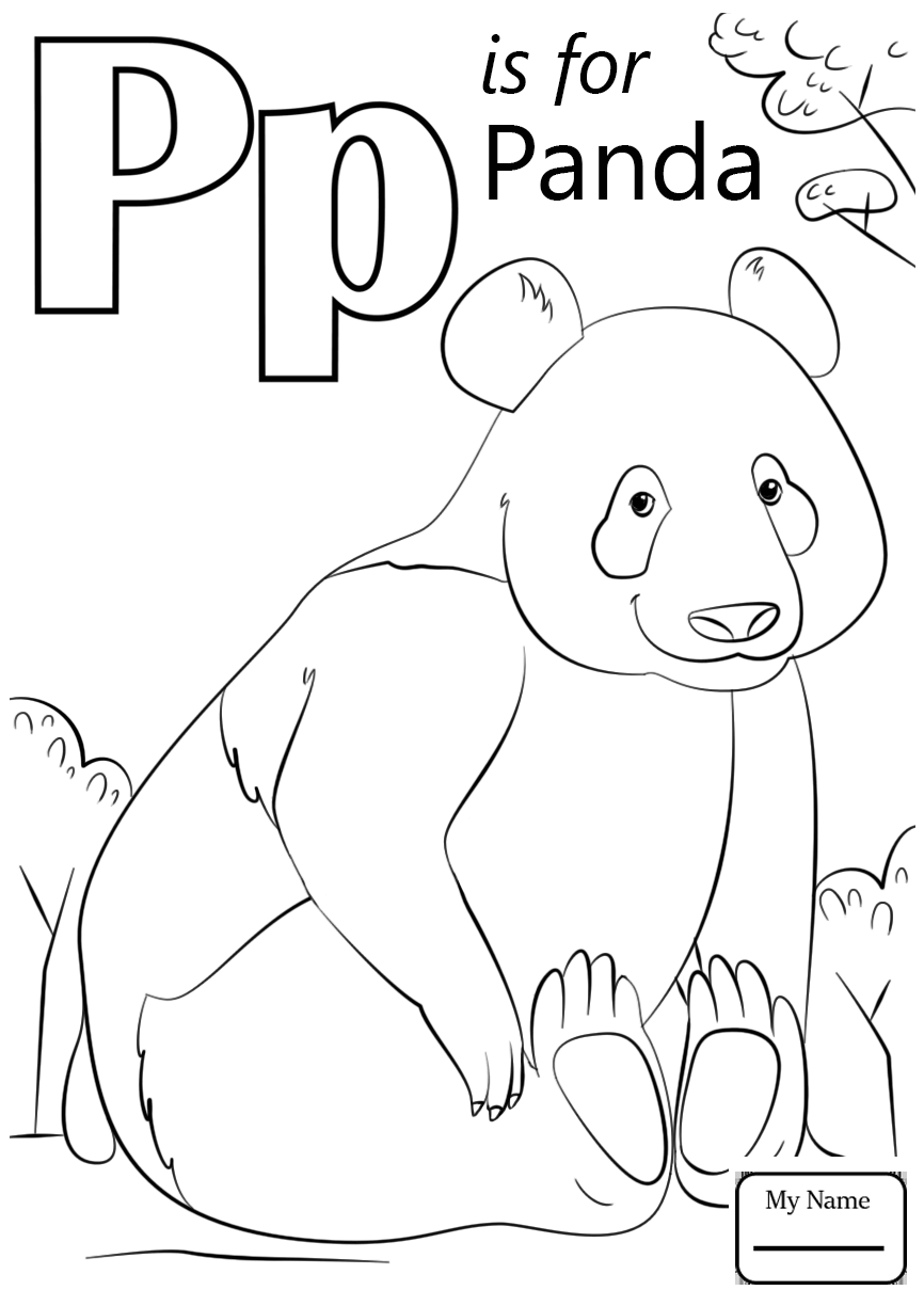 letter p coloring pages letter p coloring page alphabet p letter pages coloring