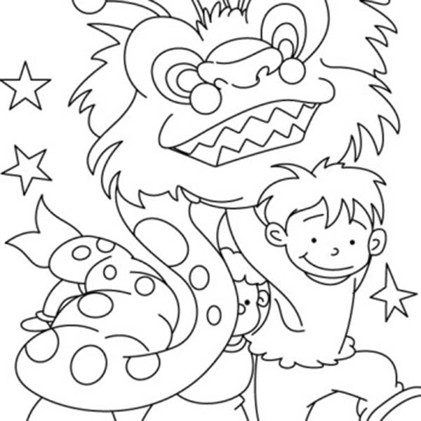 lion dance coloring lion dance free chinese new year scfb1 coloring pages coloring dance lion
