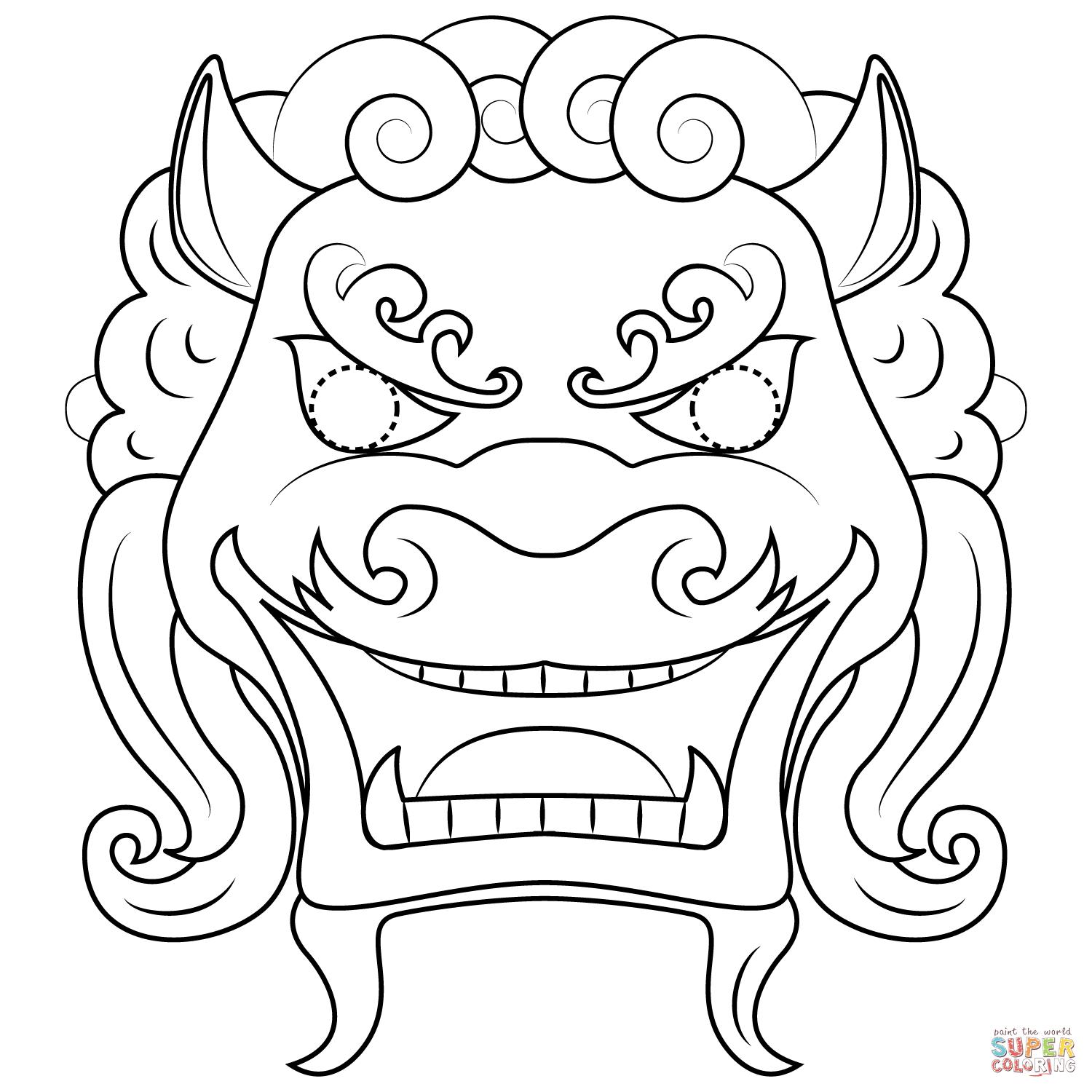 lion mask coloring page printable lion mask coloring page woo jr kids activities mask lion coloring page