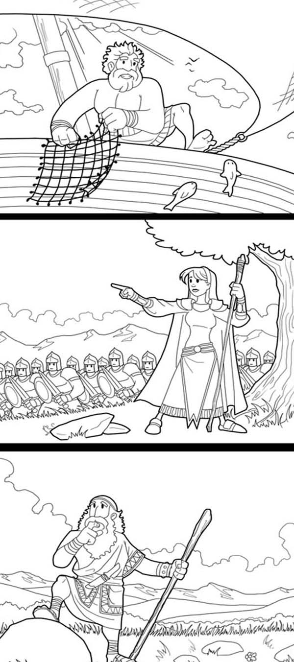 little bible heroes coloring pages peter the bible heroes coloring page netart heroes little coloring bible pages