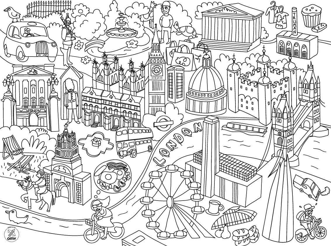london coloring pages coloring pages for adults london printable free to london coloring pages