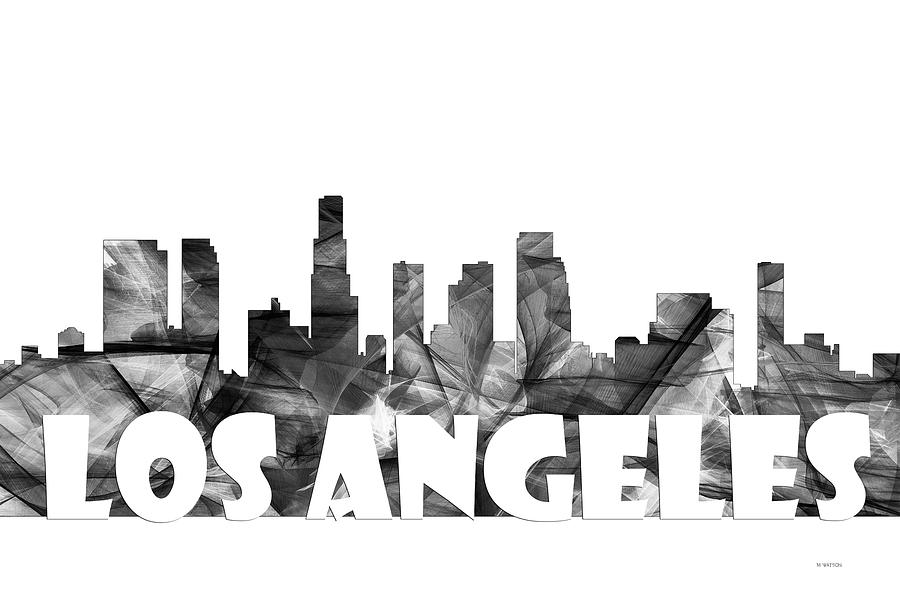 los angeles skyline drawing los angeles skyline usa drawings prints and limited skyline angeles drawing los