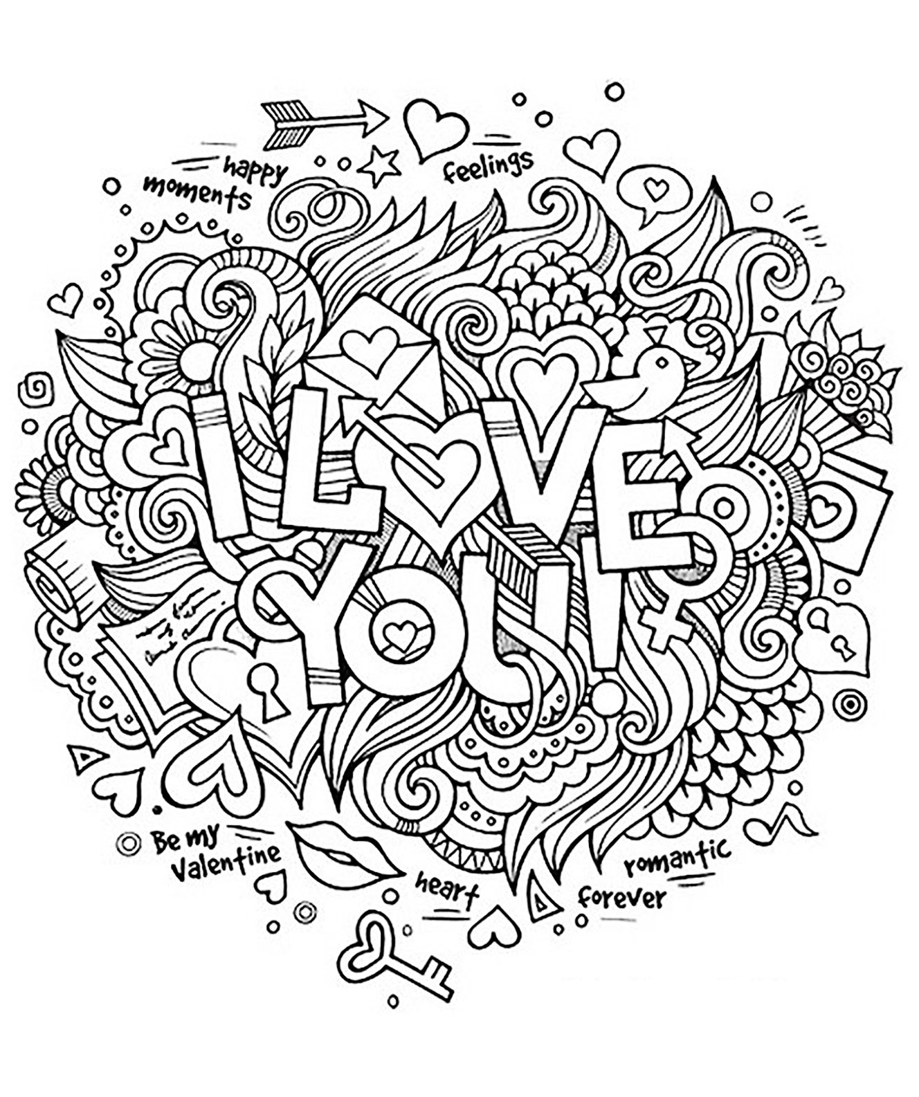love you coloring pages you are special coloring pages at getcoloringscom free love you coloring pages