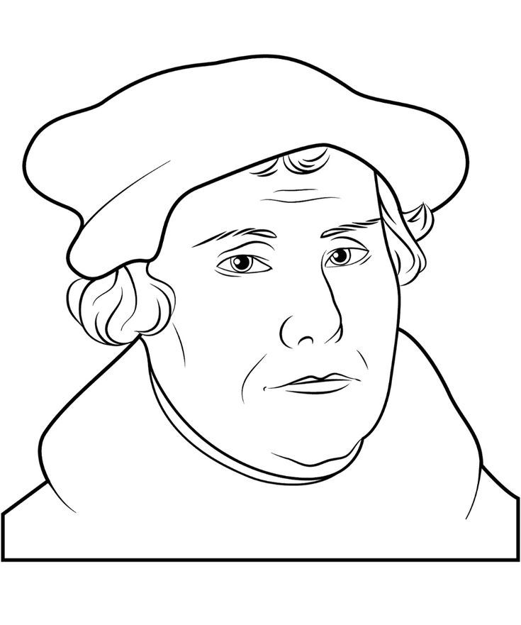 luther rose coloring page martin luther rose coloring page sketch coloring page rose page luther coloring