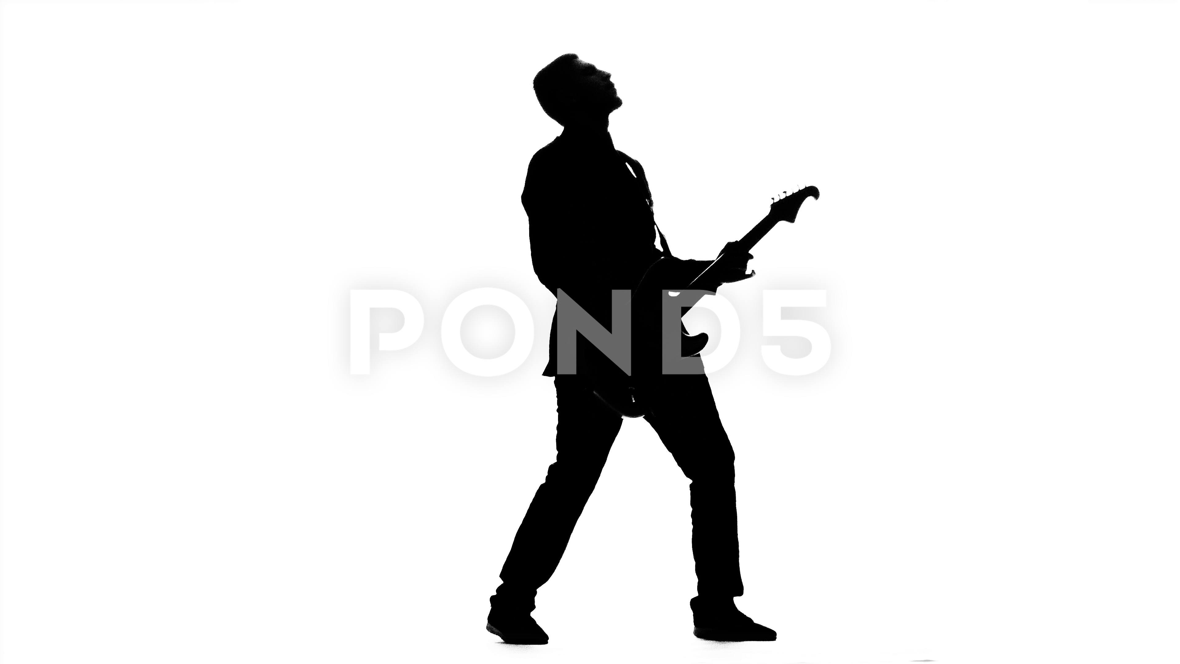 man playing guitar silhouette silhouette of a man playing guitar stock photo guitar playing silhouette man