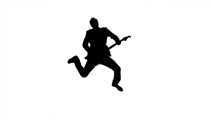 man playing guitar silhouette silhouette of sitting man playing the guitar on white playing man silhouette guitar