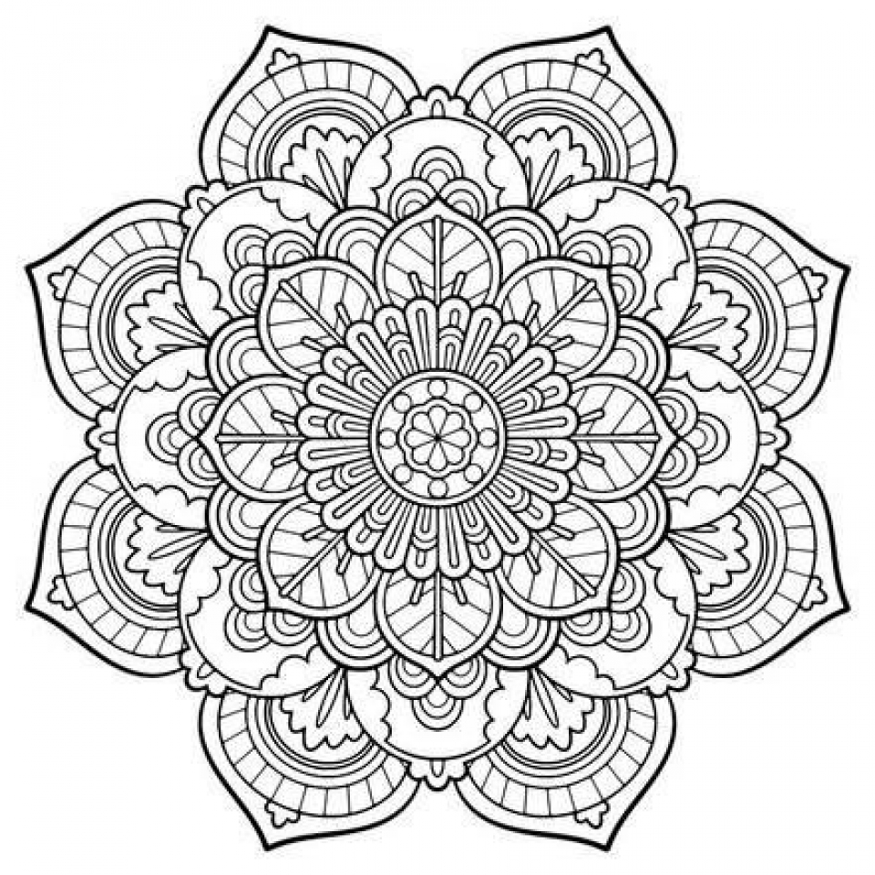 mandalas to color for adults get this free mandala coloring pages for adults 42893 adults to for mandalas color