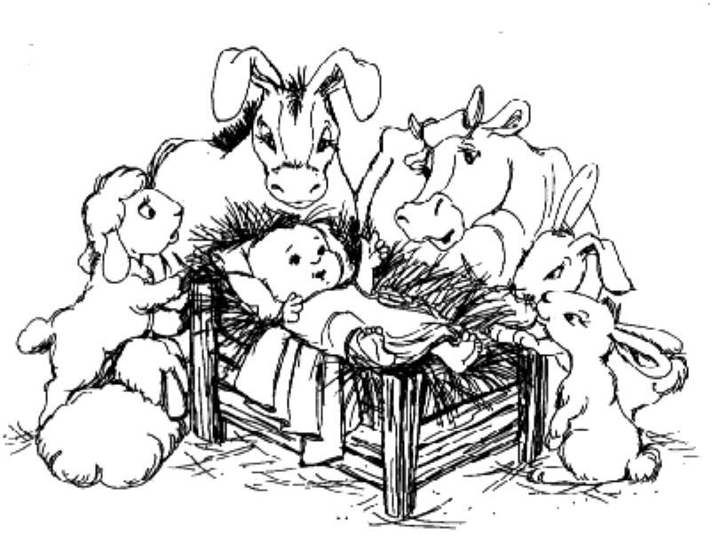 manger coloring page away in a manger coloring pages at getcoloringscom free page coloring manger