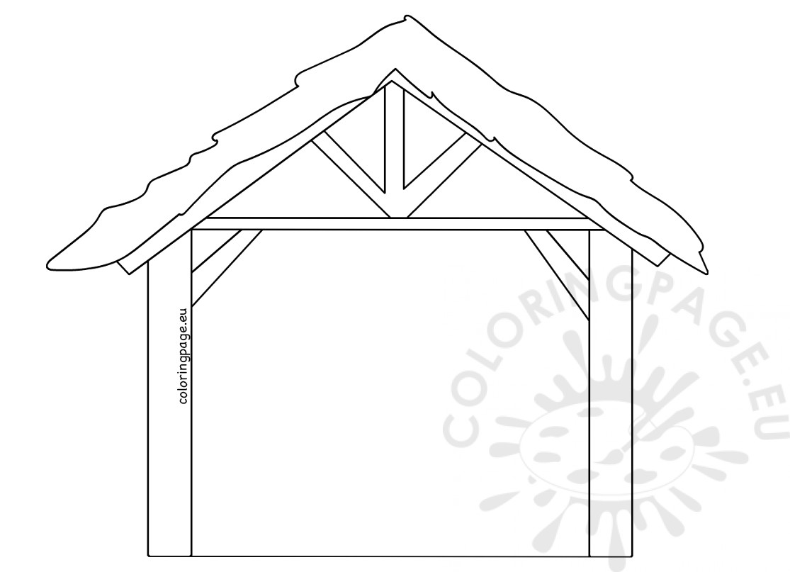 manger coloring page manger scene coloring pages printable the following is coloring manger page