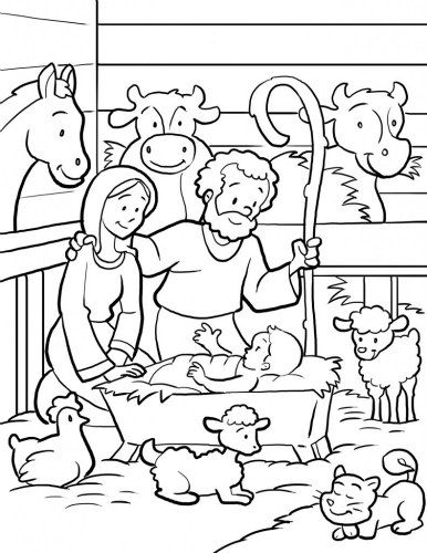 manger coloring sheet print out jesus in the manger coloring pages sheet coloring manger