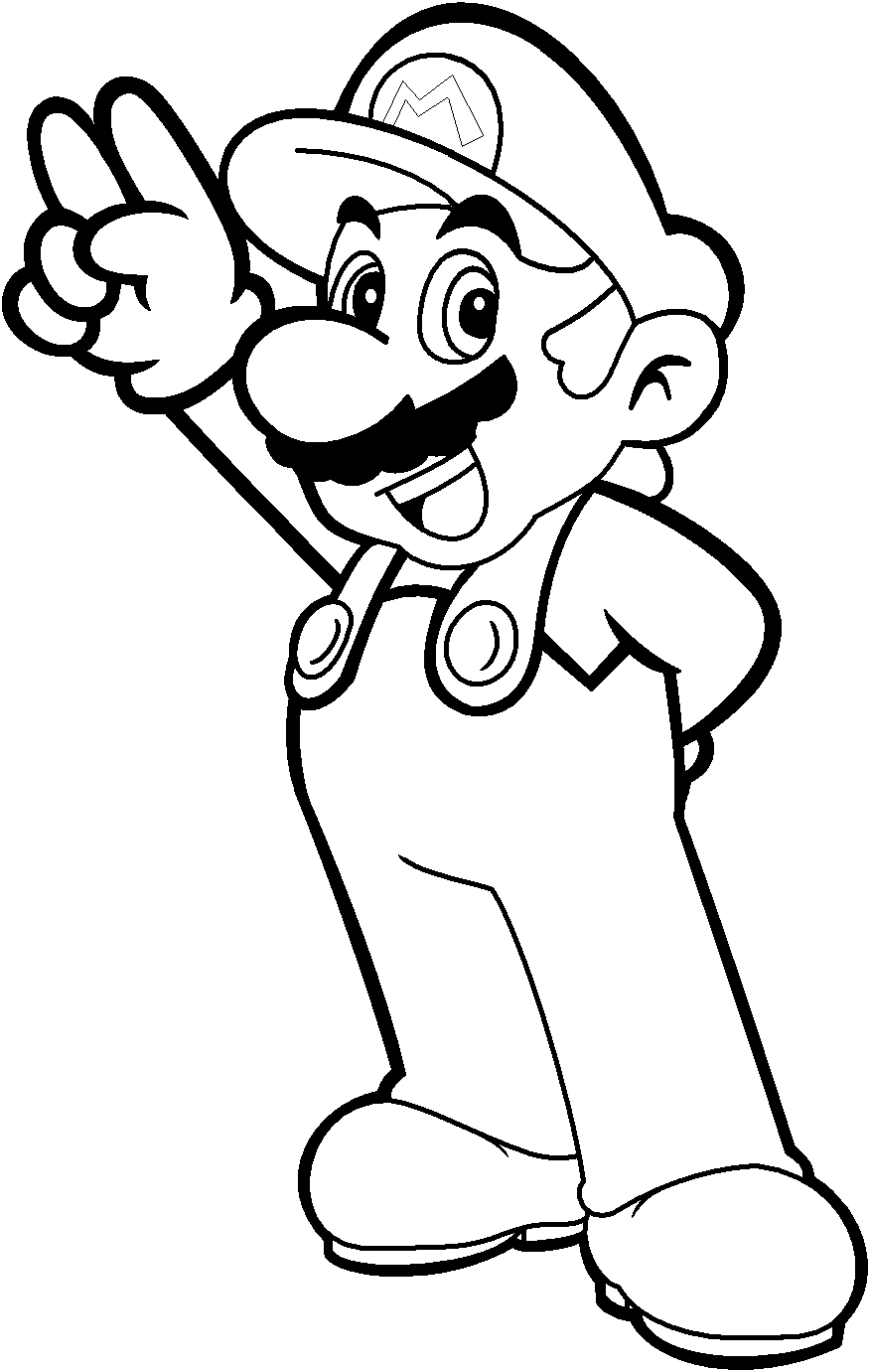 mario color pages new super mario coloring pages download and print for free mario pages color