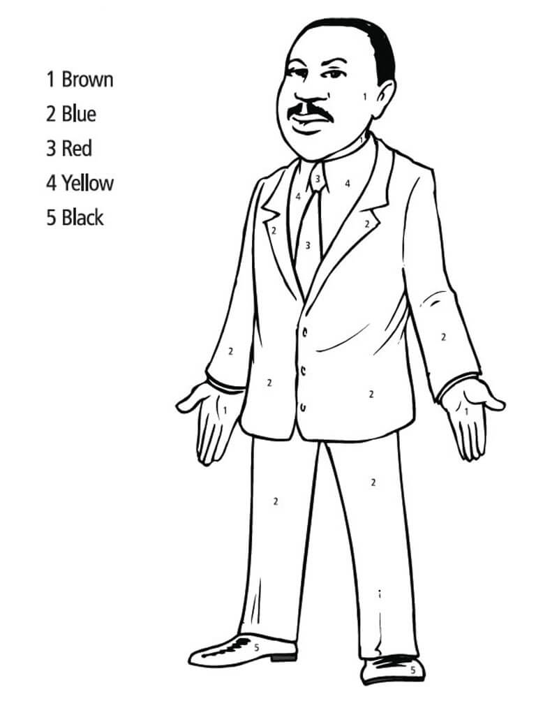 martin luther king jr coloring page martin luther king jr march on coloring page printable jr coloring luther page king martin