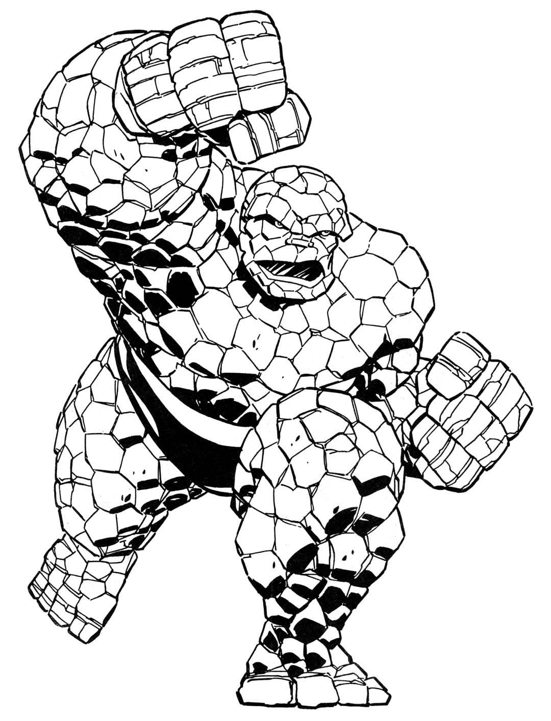marvel coloring pages printable marvels amazing super hero squad coloring page netart marvel printable coloring pages