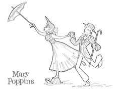 mary poppins outline free welcome back cliparts download free clip art free poppins mary outline