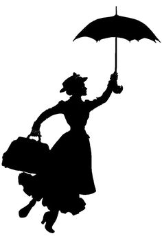 mary poppins outline library of mary poppins image freeuse black and white png mary poppins outline
