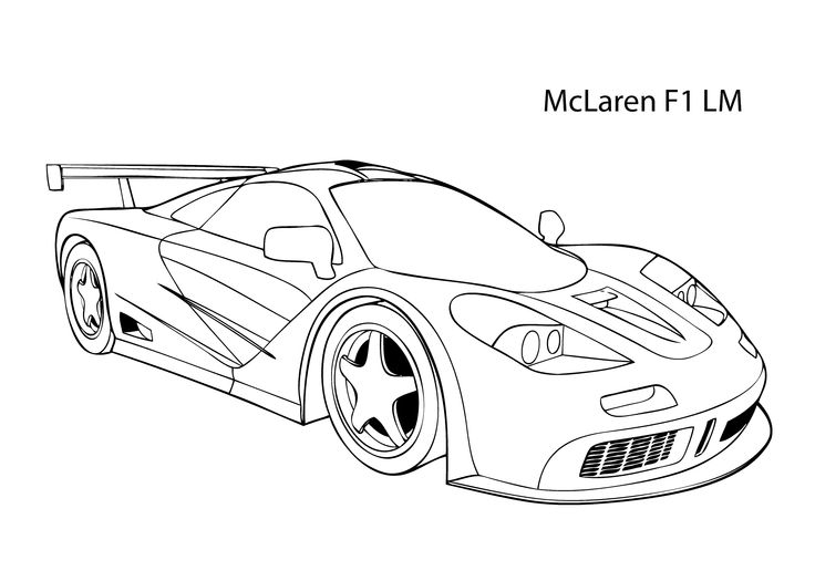 mclaren 720s coloring pages 720 best images about coloring pages for kids on pinterest coloring mclaren pages 720s
