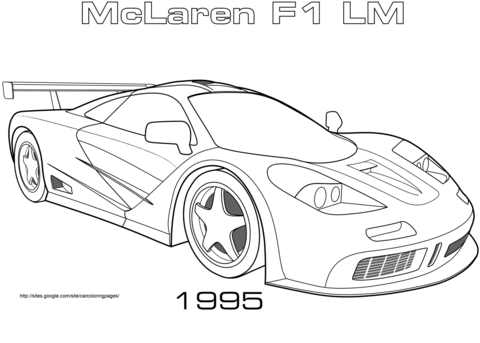 mclaren 720s coloring pages supercars gallery mclaren 720s coloring page pages mclaren 720s coloring