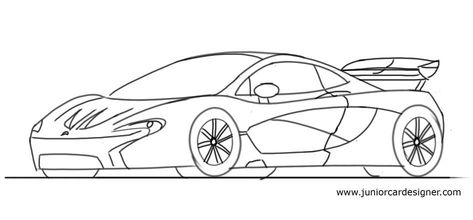 mclaren 720s coloring pages supercars gallery mclaren p1 drawing easy pages mclaren 720s coloring