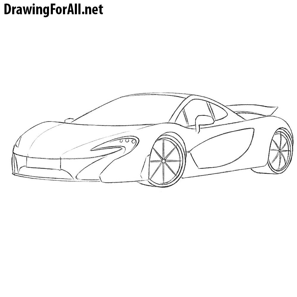 mclaren 720s coloring pages supercars gallery mclaren p1 zum ausmalen coloring mclaren 720s pages