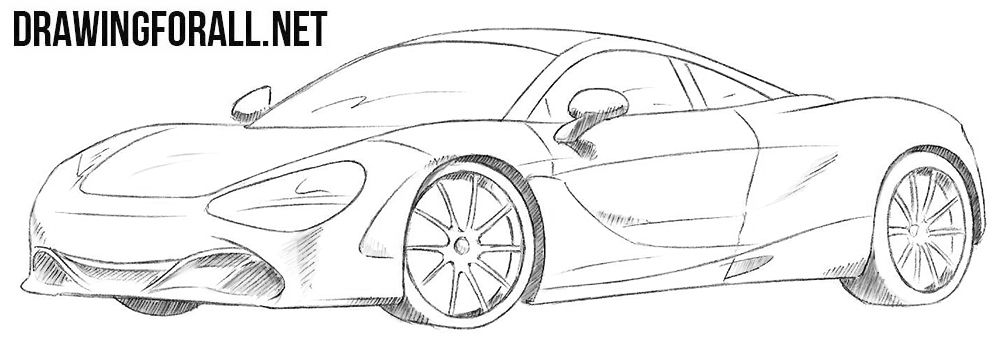 mclaren 720s coloring pages the mclaren 720s spider is coming and this is probably it mclaren coloring pages 720s