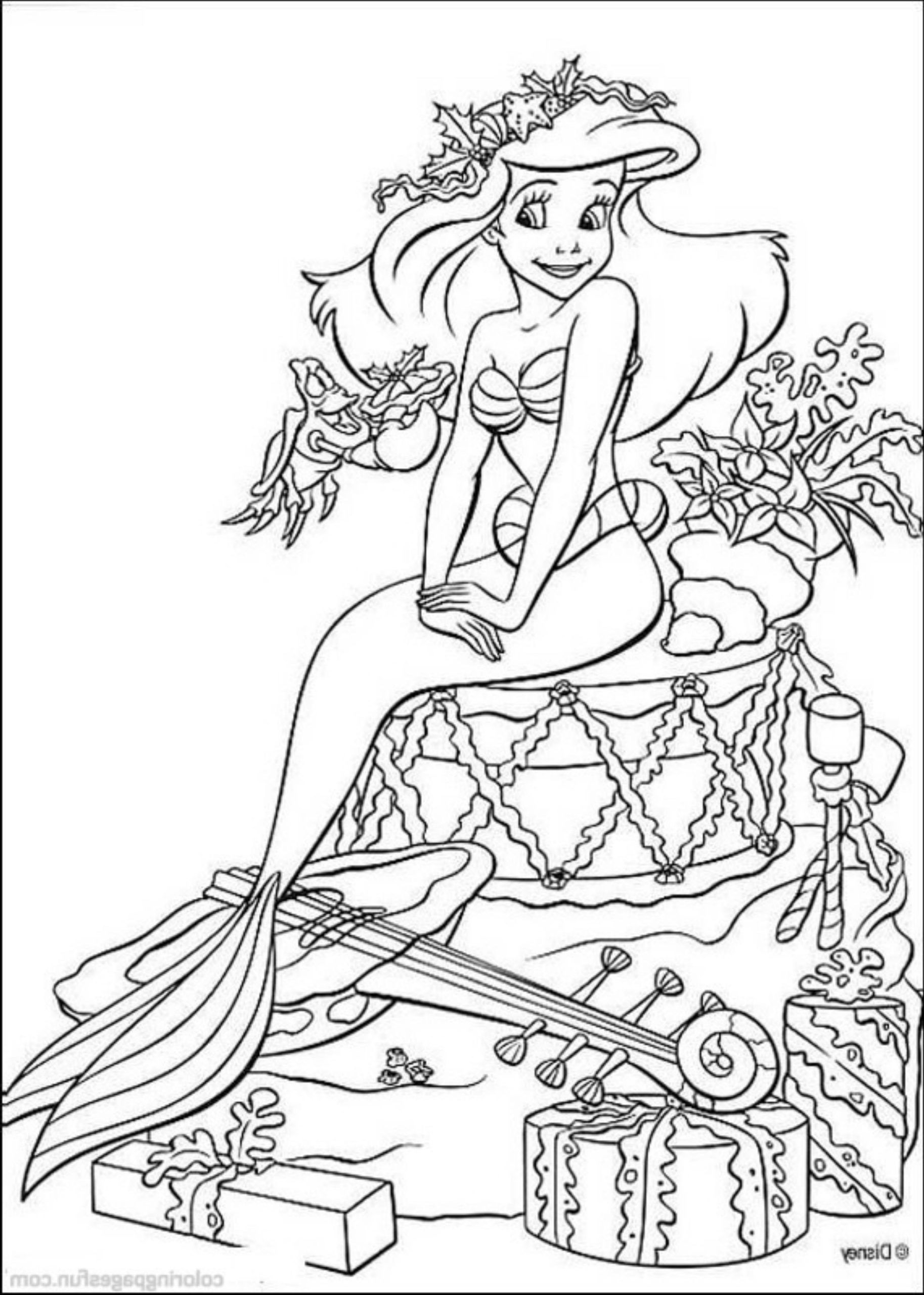 mermaid coloring pages online the little mermaid coloring pages unique coloring page pages mermaid online coloring