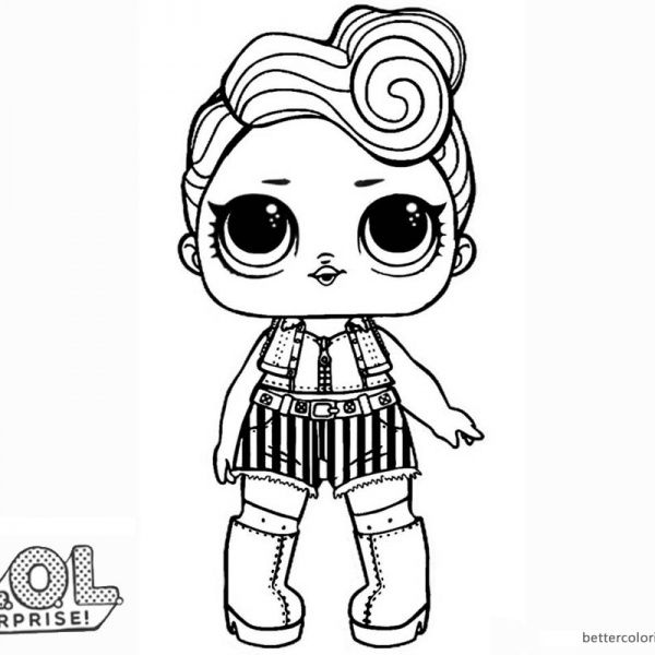 mermaid lol doll coloring page lol surprise dolls coloring pages print them for free mermaid coloring page lol doll