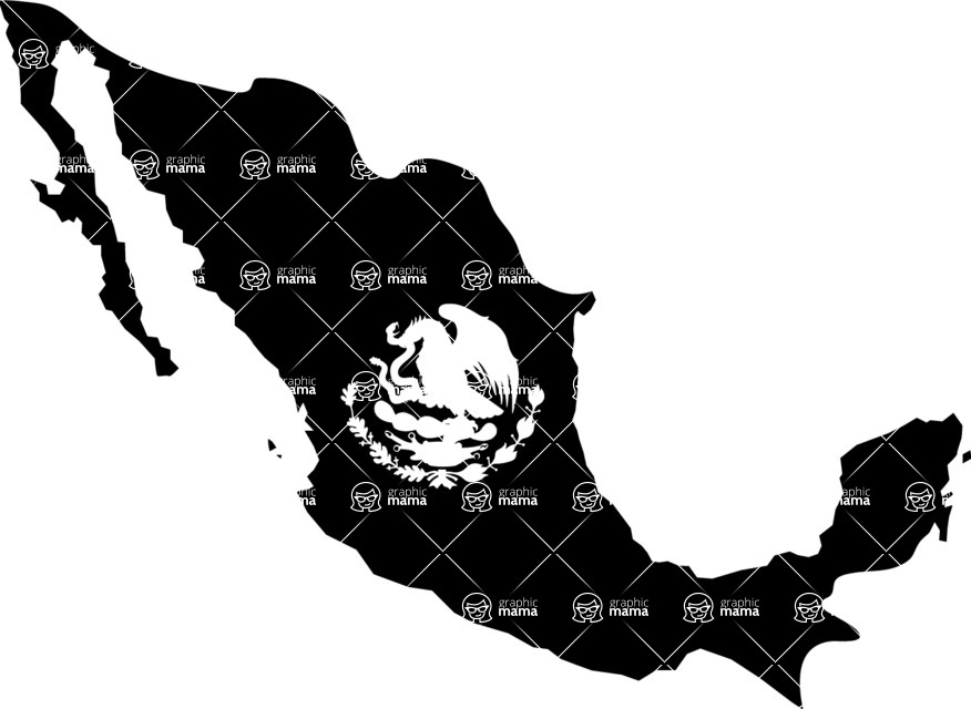 mexico silhouette mexico silhouette at getdrawings free download silhouette mexico