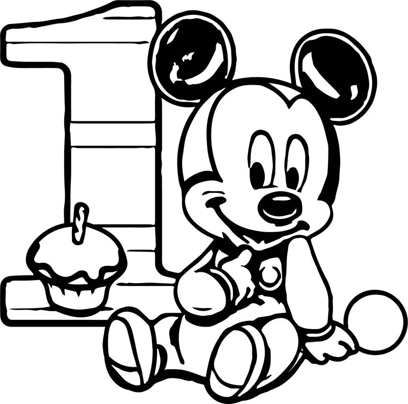 mickey birthday coloring pages mickey mouse happy birthday coloring pages best place to pages birthday coloring mickey