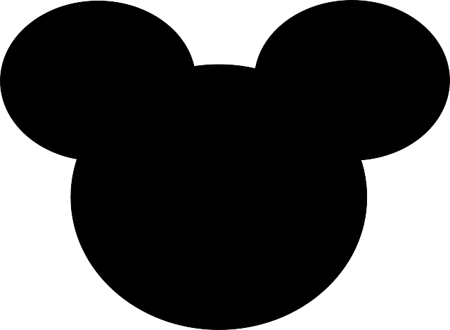 mickey mouse head vector free mickey mouse head silhouette vector download free mouse vector mickey head