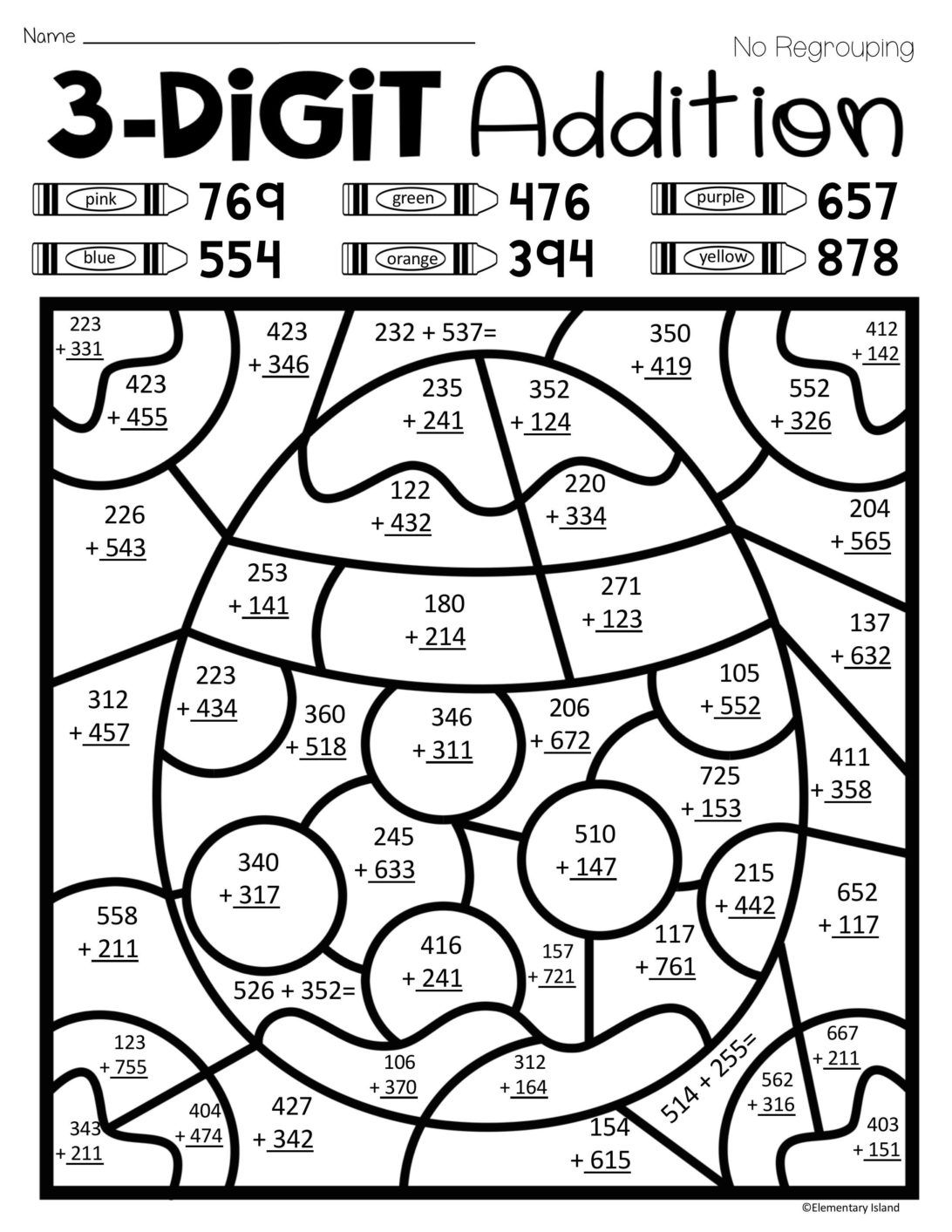 middle school coloring pages pdf 13 halloween subtraction color by number worksheets edea coloring school middle pages pdf