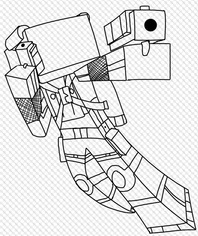 minecraft coloring pages herobrine how to draw herobrine herobrine step by step video game pages herobrine coloring minecraft