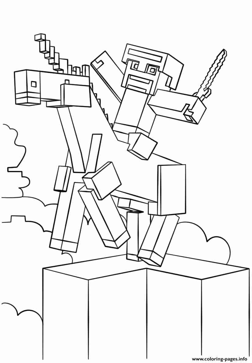 minecraft colouring pages free minecraft coloring pages print them for free 100 colouring free minecraft pages