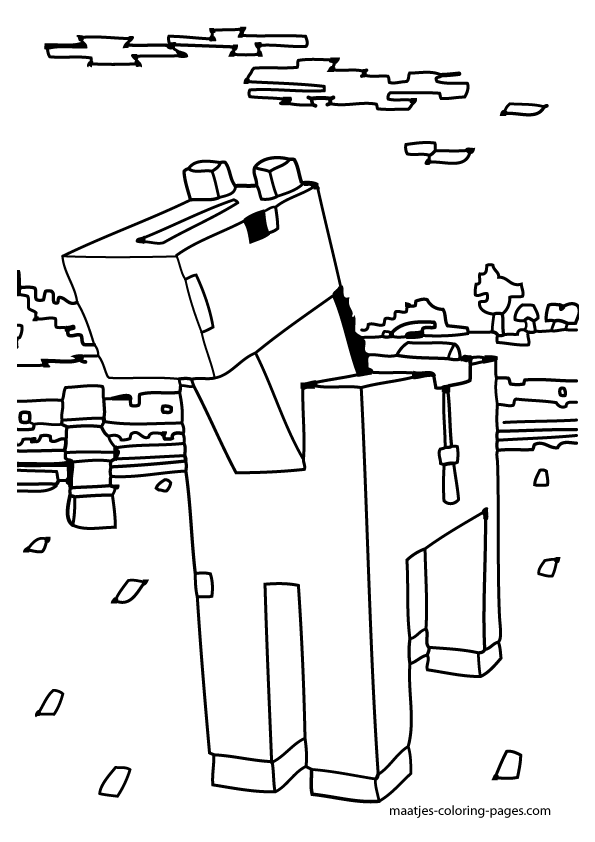 minecraft ocelot coloring pages minecraft ocelot coloring page free printable coloring pages minecraft pages ocelot coloring