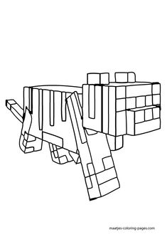 minecraft ocelot coloring pages printable roblox minecraft enderman coloring page for pages ocelot minecraft coloring