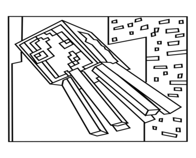minecraft spider drawing minecraft coloring pages spider at getdrawings free download drawing minecraft spider