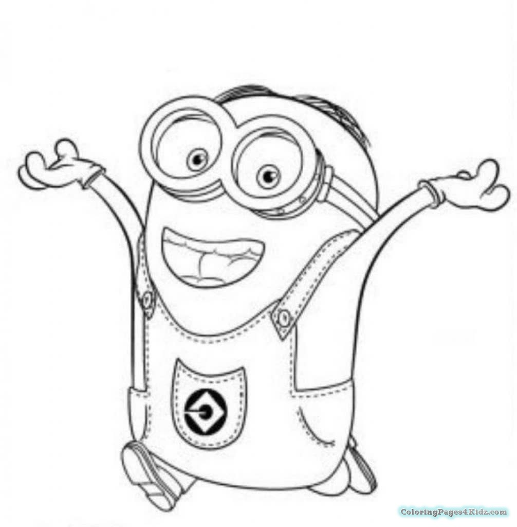 minion kevin coloring pages colouring page minions kevin coloringpageca kevin pages minion coloring