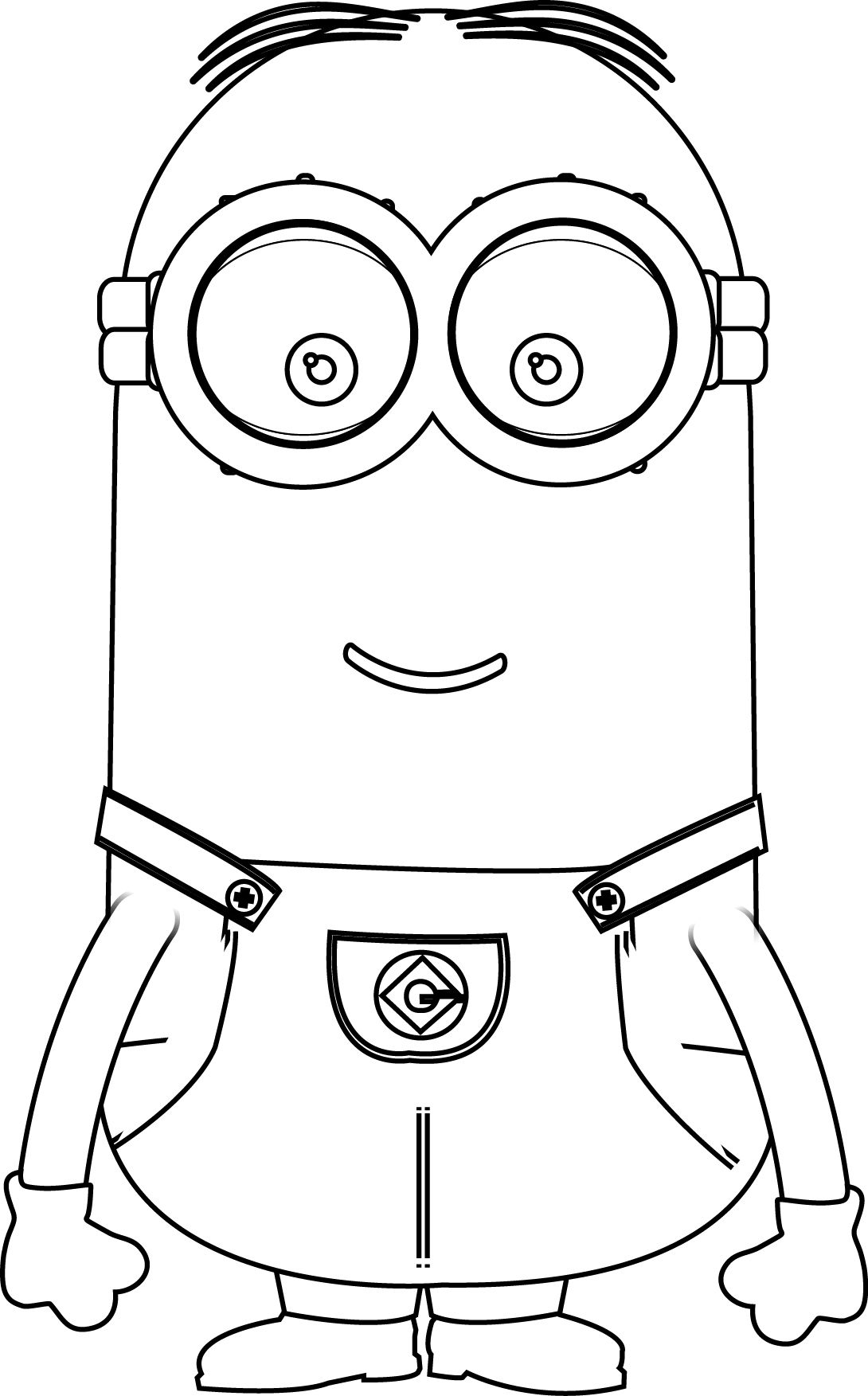 minion kevin coloring pages minion kevin coloring page free printable coloring pages kevin minion coloring pages
