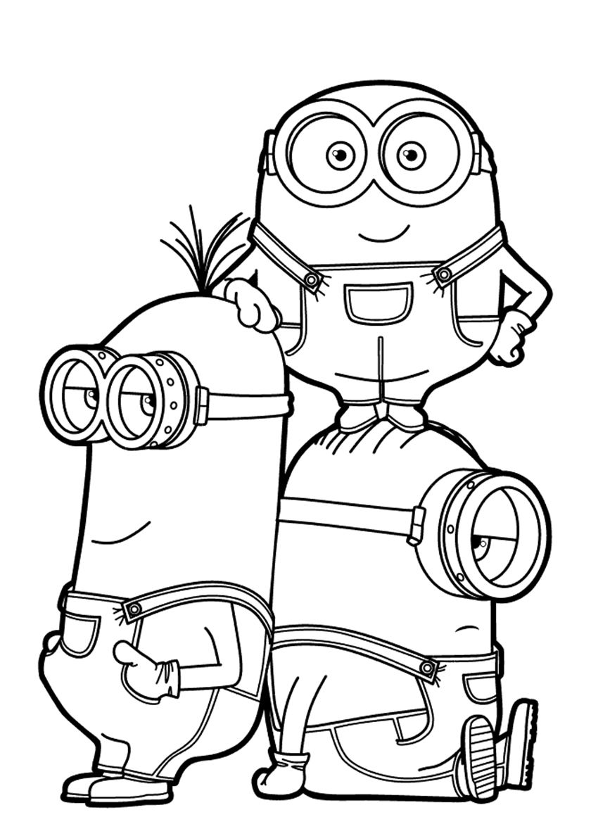 minion kevin coloring pages minion kevin coloring pages at getcoloringscom free minion coloring pages kevin