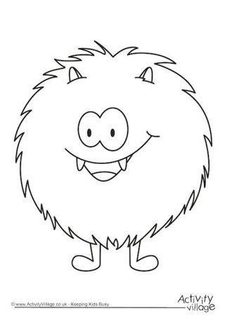 monster face coloring pages free printable monster coloring pages for kids pages coloring monster face