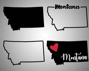 montana silhouette montana silhouette at getdrawings free download silhouette montana