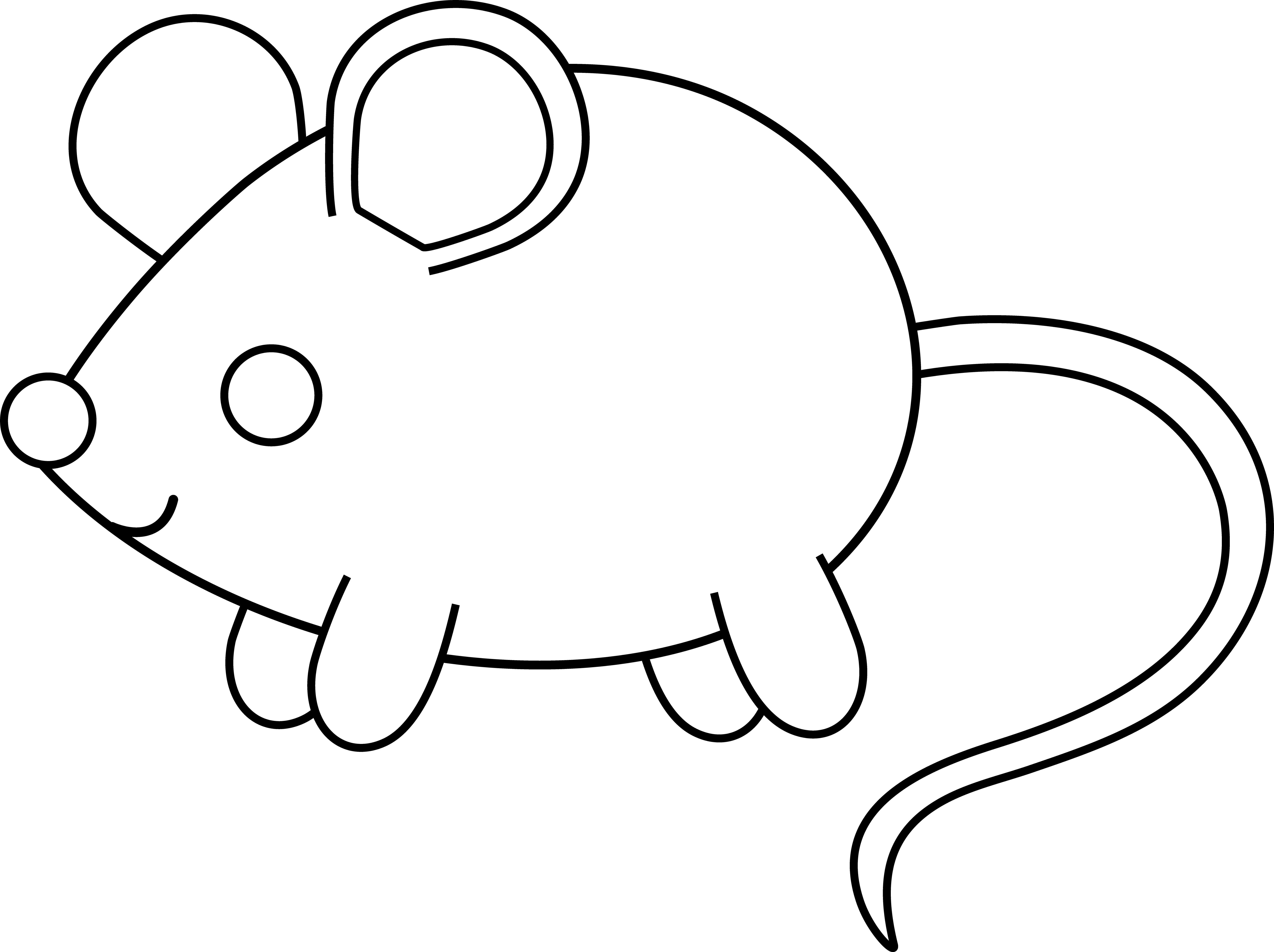 mouse pictures to color mini free colouring pages pictures color to mouse