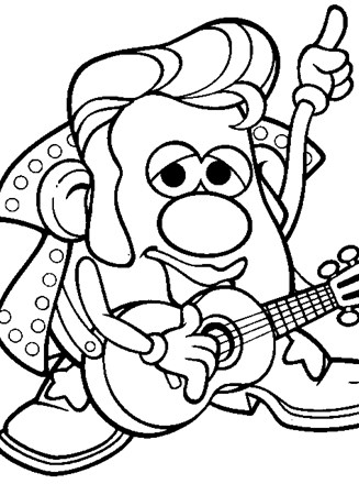 mr potato head coloring sheet best toy story mr and mrs potato head coloring pages hd potato head sheet mr coloring