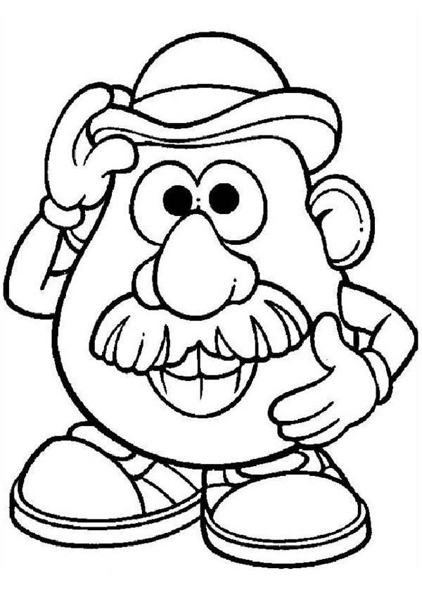 mr potato head coloring sheet toy story coloring pages toy story of terror sheet head potato mr coloring