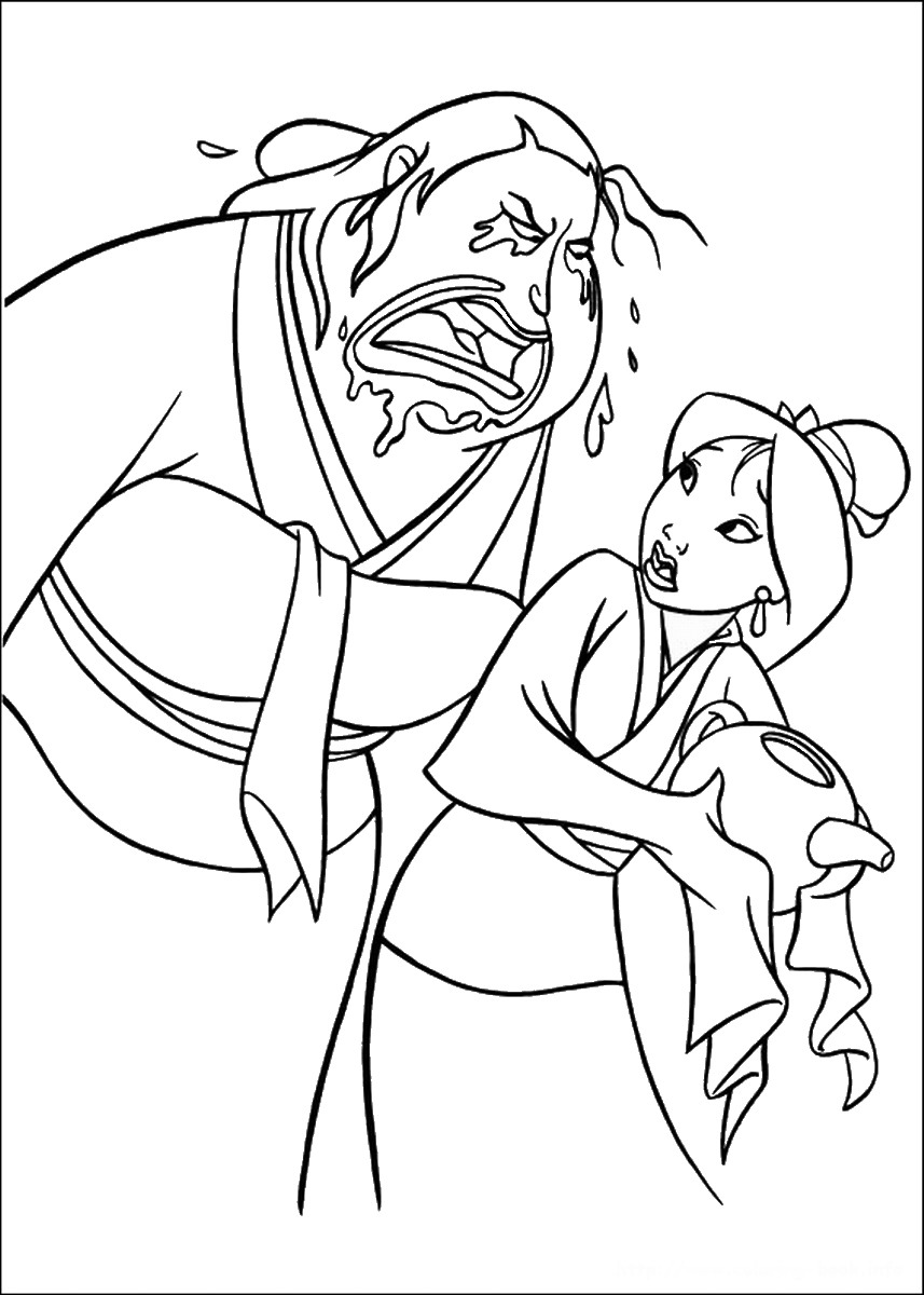 mulan coloring pages free mulan coloring pages to download and print for free coloring pages free mulan